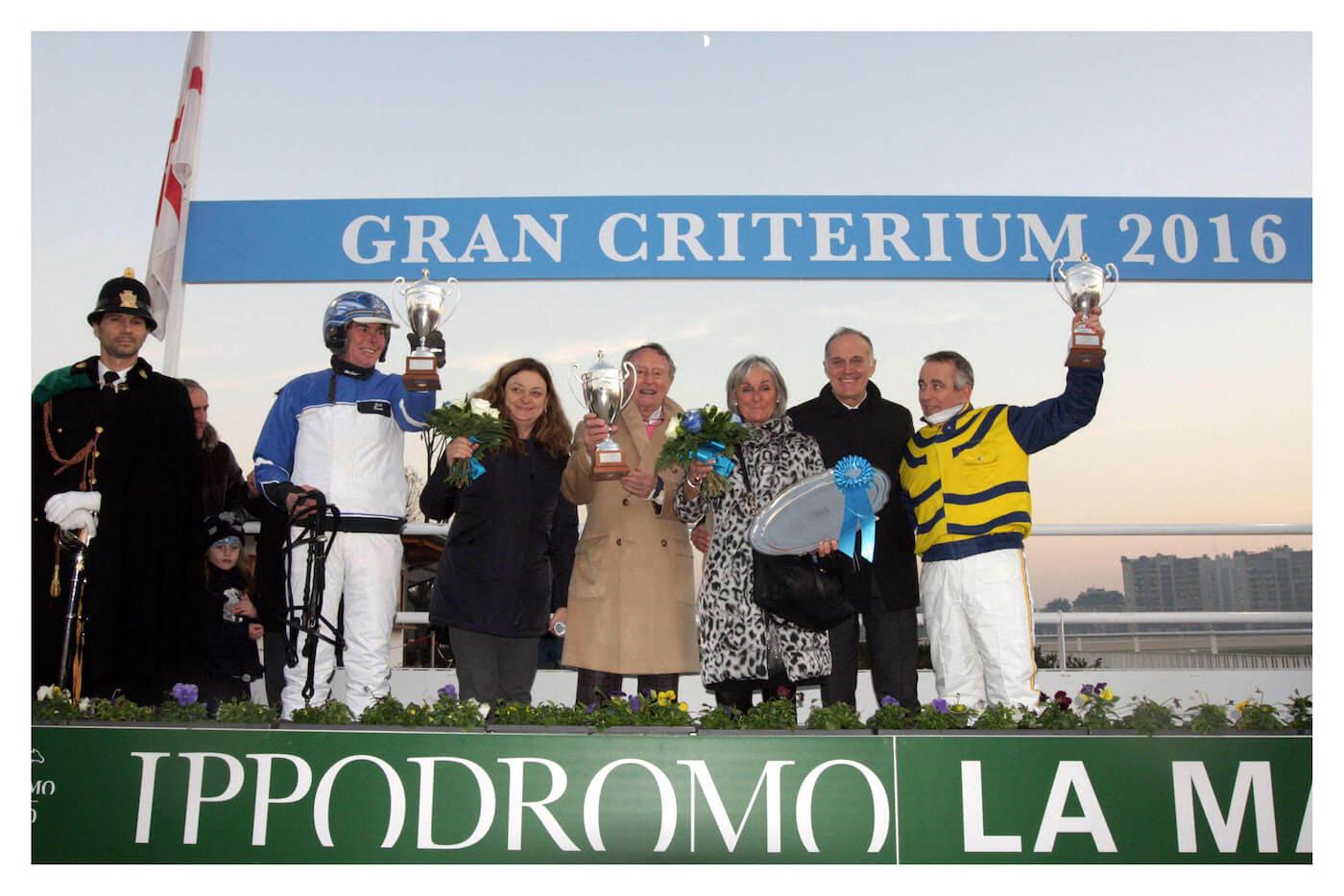 Gran Criterium premiazione